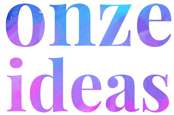 Onze Ideas